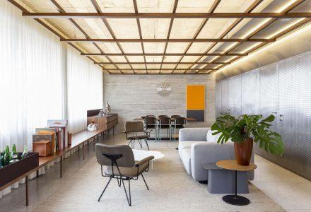 巴西圣保罗·SC公寓设计