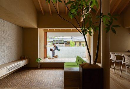 日本滋贺Hikone日式住宅设计