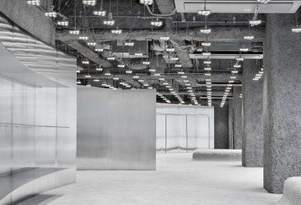 日本名古屋·Acne Studios专卖店设计