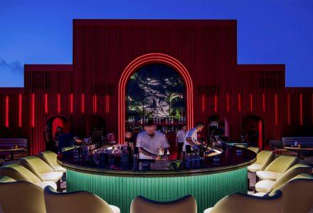 黎巴嫩贝鲁特·BAU屋顶酒吧设计