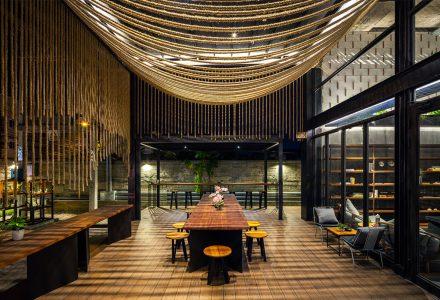 泰国·Navakitel工业风设计酒店