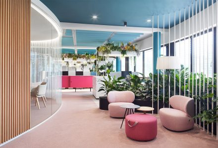德国Roman Klis设计公司总部办公室