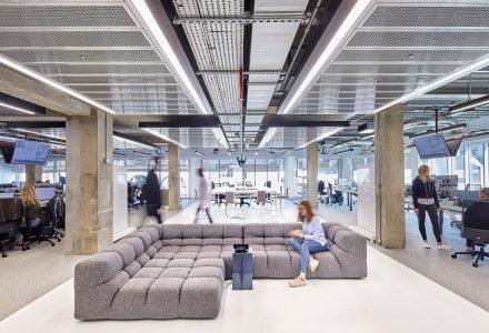 伦敦·体育用品零售商Sports Direct's新办公室