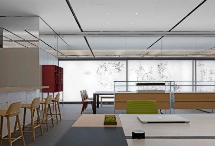 东莞·OPPO ID工业产品设计部办公室 / 东仓建设