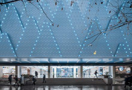 武汉·湖北省外文书店设计 / Wutopia Lab