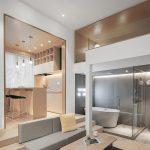 25m²超小型住宅-里弄住宅改造的短租民宿