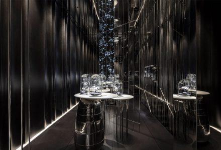 纽约SOHO区·Âme砖石珠宝店设计