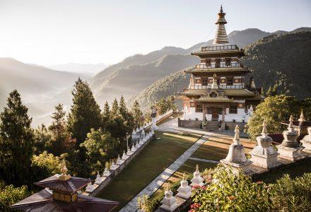 不丹·Amankora安缦喀拉奢华度假酒店 / Kerry Hill
