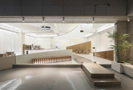 韩国水原·Cuore Espresso品牌咖啡厅