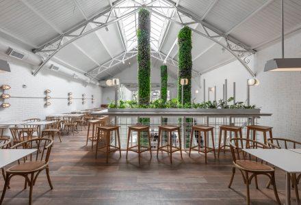 阿根廷·Fresco工业风餐厅+咖啡厅