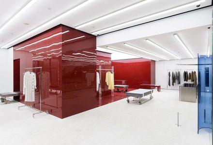 上海·IMMI女装品牌旗舰店设计