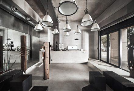 台北·The Platypus滑板主题概念咖啡店