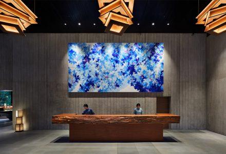 """台中谷关·""""虹夕诺雅""""温泉度假酒店"""