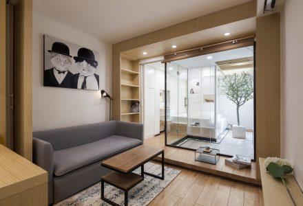 """上海·""""猫屋""""31m²老房改造设计-生活改造家"""
