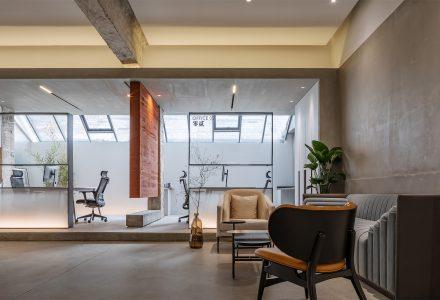 南京栖刻建筑设计事务所办公室
