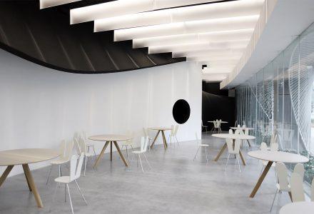 """长沙·""""Gennn弦""""餐厅+GK餐厅 / Mur Mur Lab"""