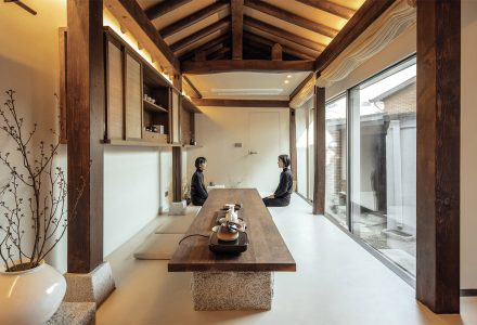 首尔·传统韩屋改造的Nuwa微型民宿