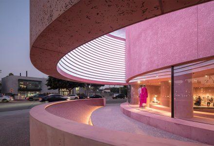 洛杉矶·The Webster全新旗舰店设计