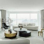 上海世茂滨江花园住宅设计 / 目心研究室