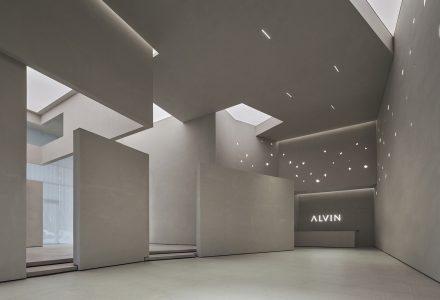 """杭州·""""ALVIN艾尔文""""婚纱摄影艺术空间"""