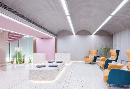 杭州·C+SPA美容美体中心设计