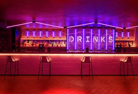 伦敦·Roxy地下酒吧设计