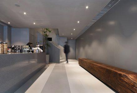 广州·来回咖啡(教育路店) / 安森设计