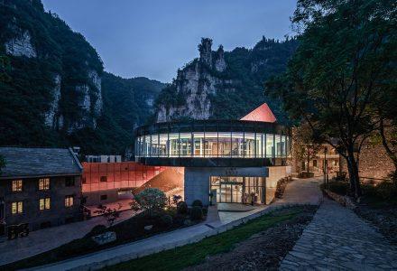 湖北宜昌·兵工厂遗址改造的-809微度假小镇酒店