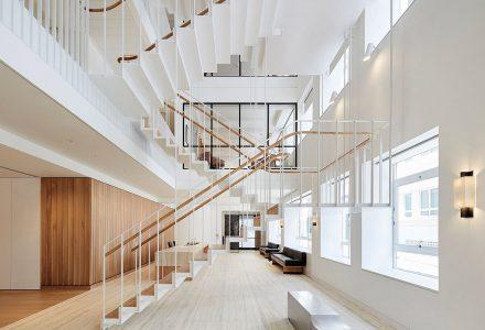 伦敦·Derwent London地产公司总部办公室