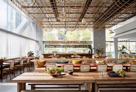 悉尼·Glorietta意大利酒吧餐厅设计