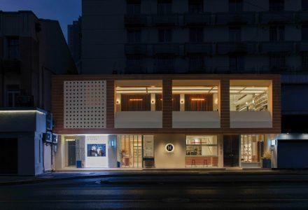 上海·Heyshop 2.0新零售体验店设计