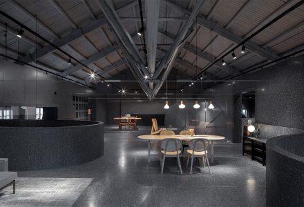 """上海·""""JOLOR迦乐家居""""零售展厅设计"""