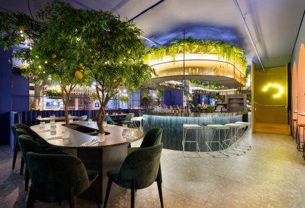 巴西·Mino Osteria酒吧餐厅设计