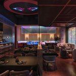 """上海·""""醉东Oriental House""""融合餐厅设计"""