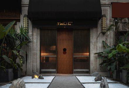 成都·TWO BISTRO & BAR酒吧餐厅 / iZ Design Studio