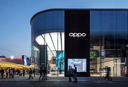 北京·OPPO超级旗舰店设计 / 东仓建设