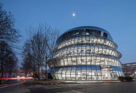"""北京中关村""""上地NEO""""办公楼设计"""