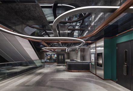 香港iSQUARE国际广场·英皇戏院设计 / OFT