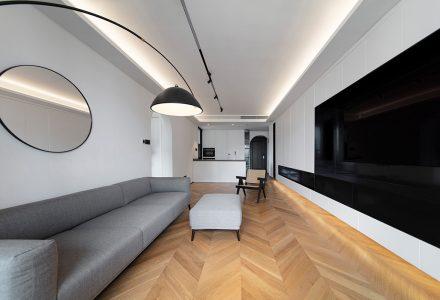 深圳·林氏住宅——极简主义私宅设计