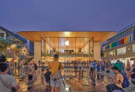 北京·Apple苹果旗舰店(三里屯店)
