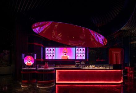 """西安·""""曌""""咖啡厅+酒吧设计"""