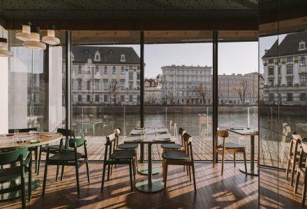 波兰·Martim河畔餐厅 / BUCK.STUDIO
