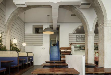 里斯本·Marco餐厅 / FMJPC Arquitetura e design