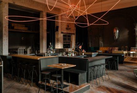 柏林·KINK酒吧餐厅&烹饪实验室