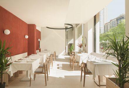 西班牙·Chaos and Frenzy餐厅设计