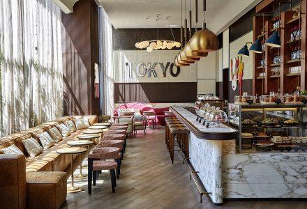 东京·Kimpton精品酒店设计 / Rockwell Group