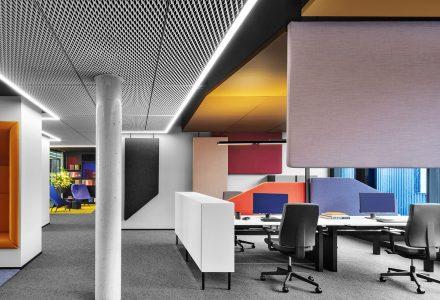 德国·Wörwag总部办公空间设计