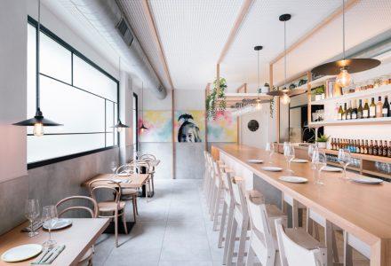 西班牙·La Hermosa海鲜餐厅 / ZOOCO ESTUDIO