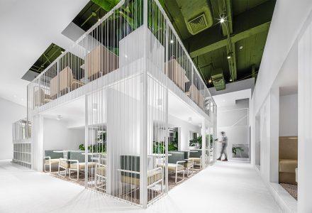 """北京·Inno·Ecos Lab""""泰利""""驿站 / 清石设计"""