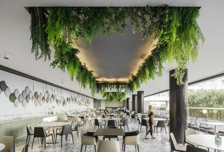 葡萄牙·Koi主题餐厅设计 / box: arquitectos